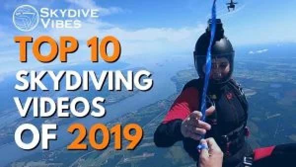 Top 10 skydiving videos of 2019