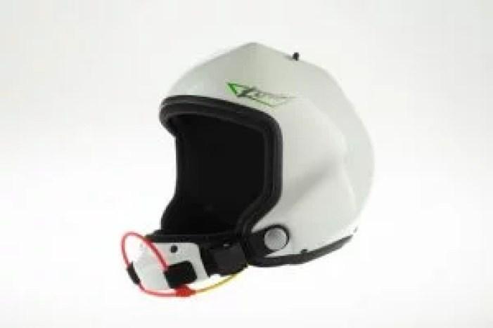 Tonfly cutaway helmet