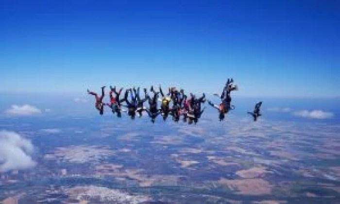 Skydive Spain drop zone