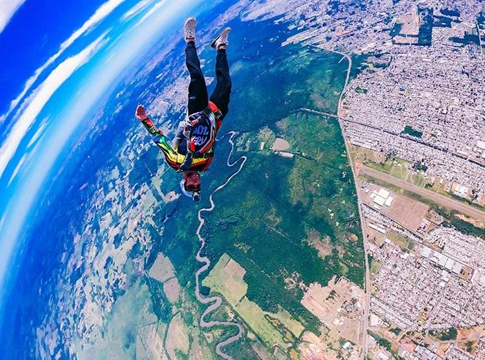 Rio Grande do Sul, Angle Flying, Porto Alegre, Extreme sports