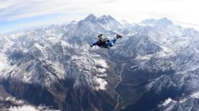 Skydive Everest photo