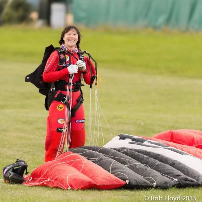 Lesley Gale Skydive Mag