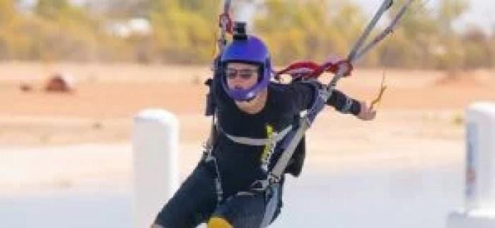 Canopy Pilot shoulder mobility