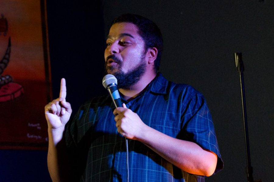 Comedy at Josabi's, hosted by Frankie Danger
