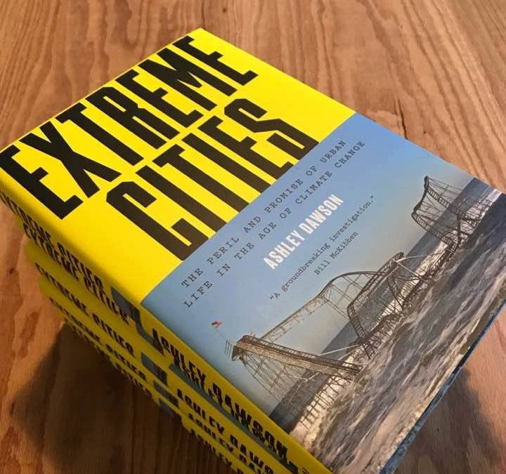 MEET AUTHOR OF EXTREME CITIES – 12/28/2017