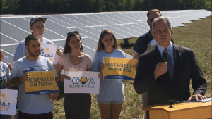 POSTPONED: Rise for Climate, Jobs, & Justice - Climate Solutions Tour @ La Loma Community Solar Farm | Austin | Texas | United States