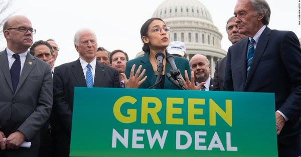 TX Green New Deal