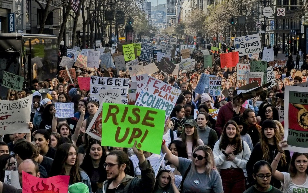 1.5+ Million Youth #ClimateStrike For Action on Climate