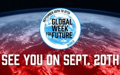 Global Climate General Strikes Begin Sept. 20, 2019