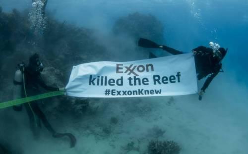 exxonkilledthereef