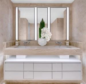 Luxury Bathroom Sinks at 3550 South Ocean