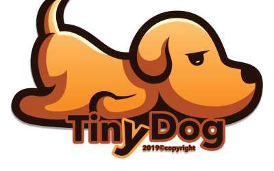 "New Product Line ""TinyDog"" Custom T-Shirt"