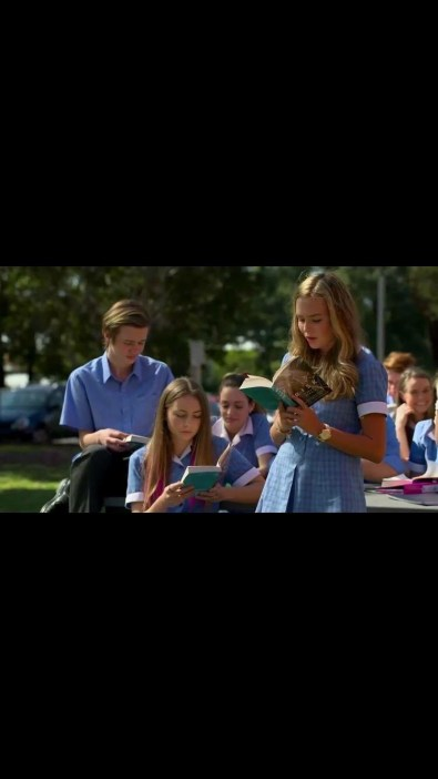 Risk was even used in a high school scene on a Neighbours episode.