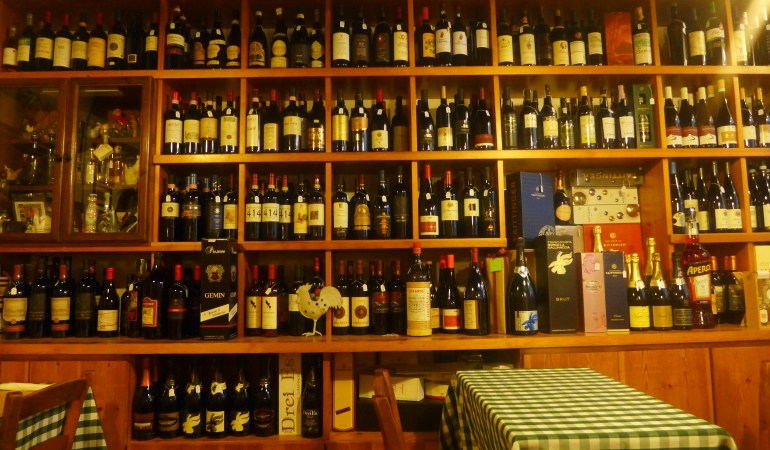 Osteria del Gallo – Como, Italy