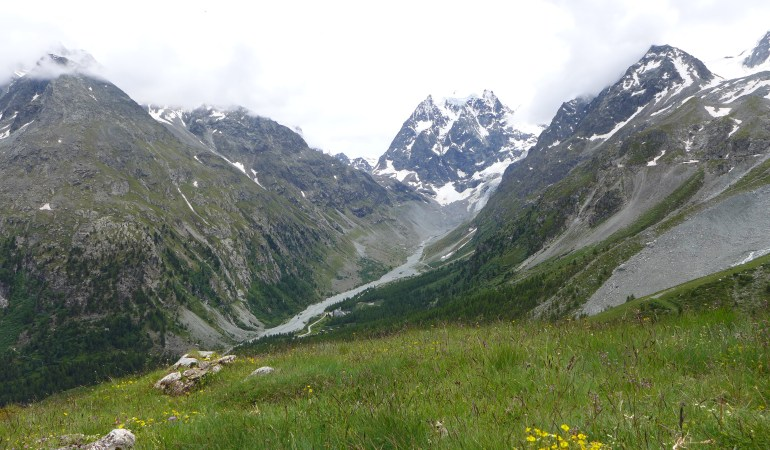 A View From the Top – Arolla, Switzerland