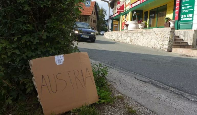 Cruising by Thumb – The Road to Vienna