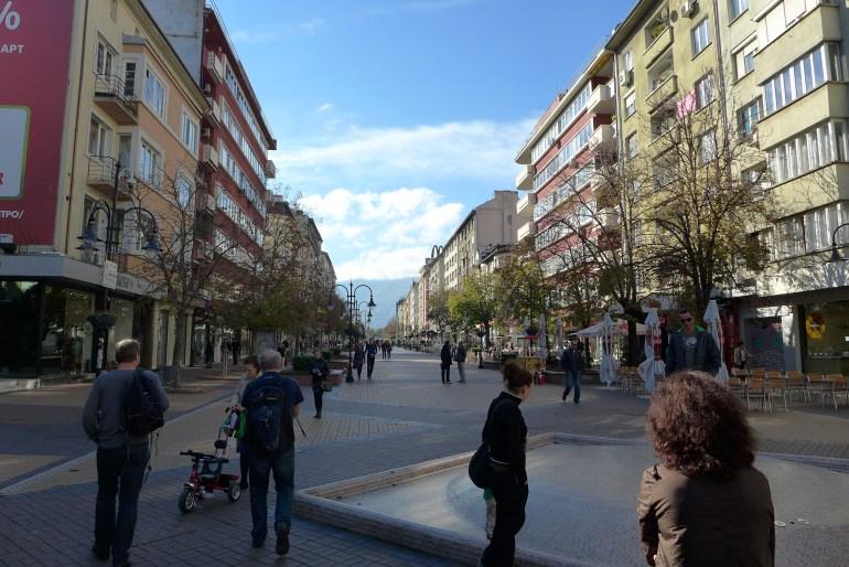 Vitosha Boulevard, Sofia