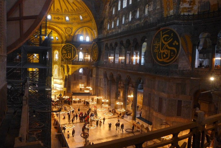 Formerly a Greek orthodox church, later converted into a mosque, and now a museum, Ayasofya stands as one of the oldest and most impressive architectural and historical structures in Istanbul