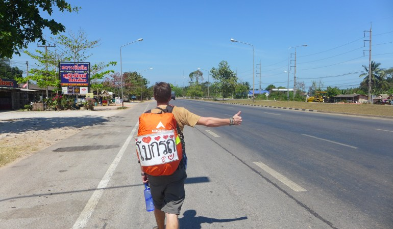 Stories from the Road – Hitchhiking from Kuala Lumpur to Bangkok
