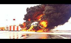 November 12, 1975. The Captain aborted the takeoff after injesting sea gulls in the number three engine during the takeoff roll. The plane was filled with ONA stewardesses flying to Saudi Arabia. All survived.