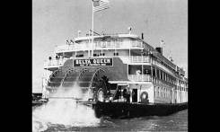 The second of two river boats owned and operated by one of ONA's subsidiaries. The boat was designed by Steedman's brother Albert Hinckley.