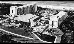 Sonesta Beach Resort. This 400 room resort hotel in the Bahamas was part of ONA's diversification into the pleasure travel industry.