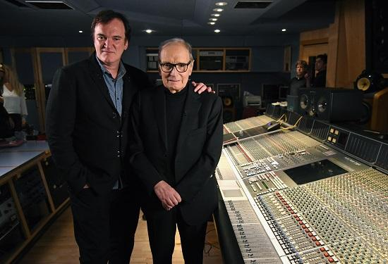 Tarantino___Morricone_at_Abbey_Road_-_photo_by_Kevin_Mazur__Getty_Images__for_Universal_Music_1450045771_crop_550x375