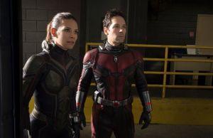 El nuevo film marvelita Ant-Man y la Avispa logra el liderato con buenas cifras mientras Los Increíbles 2 rompe récords y Jurassic World: El Reino Caído aguanta. La Primera Purga debuta cuarta
