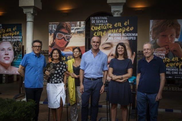 Festival Cine Europeo Sevilla 2018