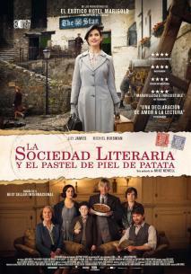 La sLa sociedad literaria y el pastel de piel de patata