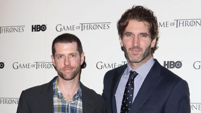 David Benioff y Daniel Weiss juego de tronos