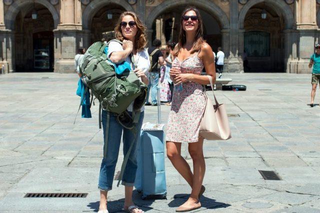 Fotograma de Un verano en Salamanca