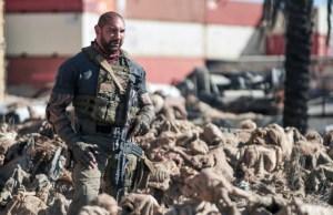 Los zombies gobiernan una nueva lista gracias al Ejército de los Muertos de Zack Snyder, pero con cifras lejos de ser espectaculares.