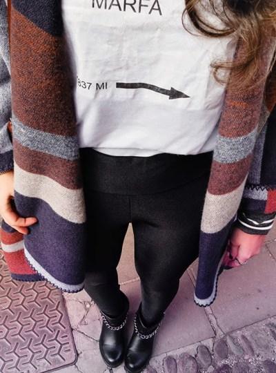Fashion Vibes 004 | Topshop Blanket Coat
