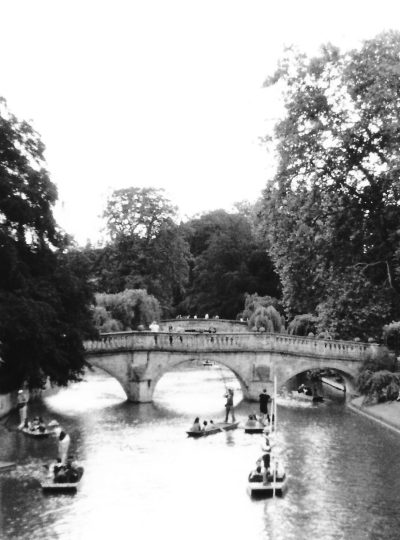 35mm | Cambridge in Black & White