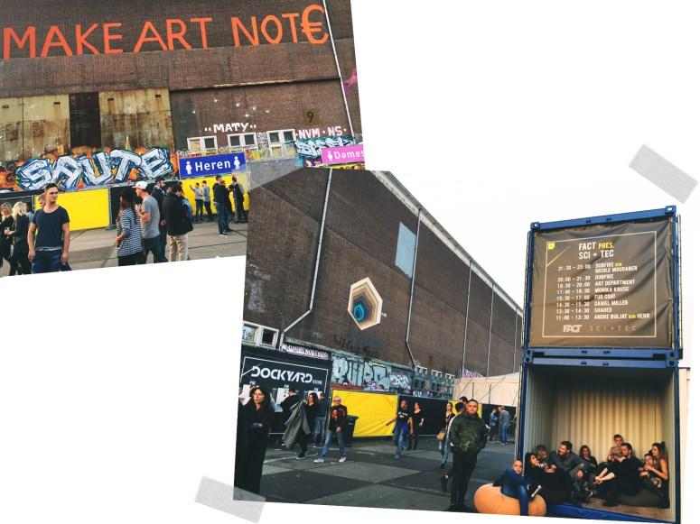 Make Art not Money - Amsterdam Graffitii