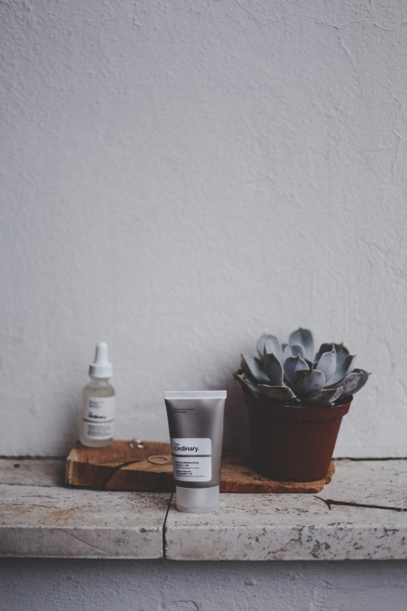 The Ordinary for Acne Skin