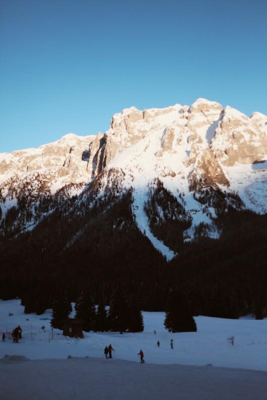The Alpes, Italy 35mminstyel