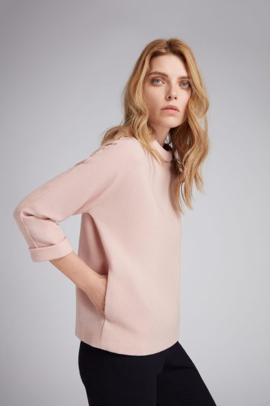 The elegant Cosmo top by Goat