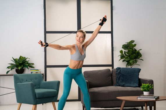 portable exercise equipment Pvovle bands