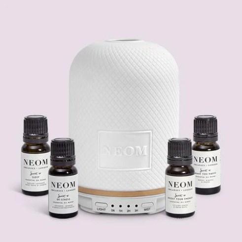 aromatherapy neom wellbeing pod