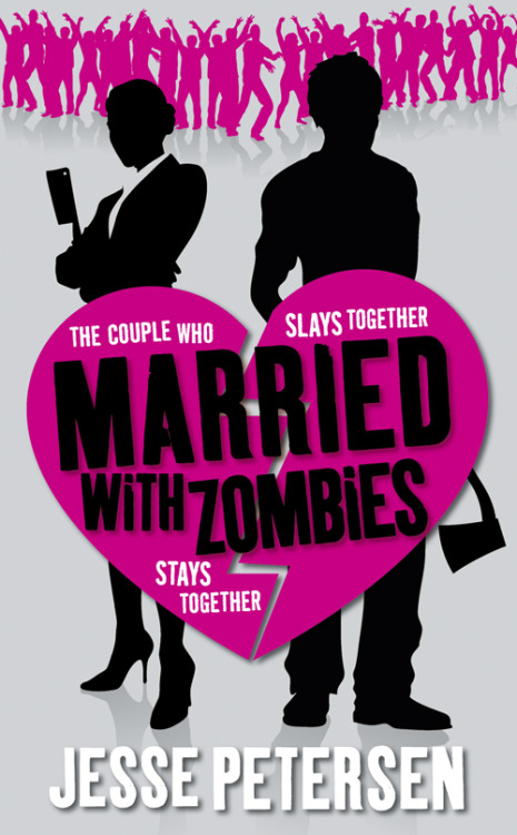 Married with Zombies By Jesse PetersonReviewed by Miranda Boyer I started Married with Zombies far too long ago. It's an endearing book about a woman Sarah and her husband David who are on the verge of divorce. Neither is putting in the effort to make their marriage work any longer. Meanwhile at the University of Washington a zombie outbreak has happened. Sarah and David are on their way to couples therapy one morning. When they arrive at their session, they find their therapist mowing down on the couple from the earlier session. Hurdled head first into this new world Sarah and David have to learn to work together to stay alive. Married with Zombies is a lighthearted fun read about the sacrifices we all make for the ones we love. There are four and a half books in this series and I really could see them getting better and better as the author grows as a writer. The ending was left wide open for more adventures and I would happily read the next book. I know that a jaunty comedy about a zombie apocalypse can be tricky. I'm usually down for a good Zombie read or movie, but I'd never ready anything quite like this before. I'd recommend this for someone who is looking to cross into that new world of horror without the fearing it might leaving you with nightmares. This book instead will leave you smiling.