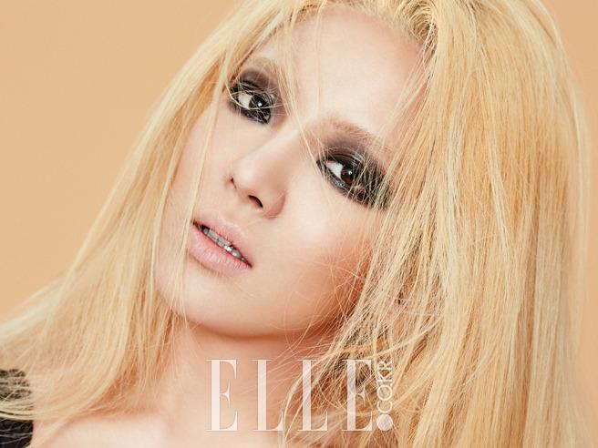 SNSD Hyo Yeon - Elle Magazine March Issue '15