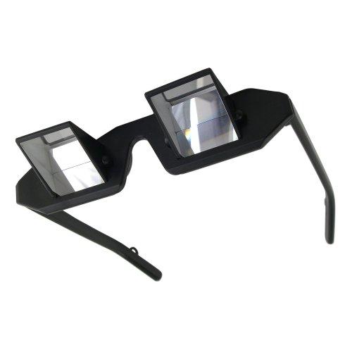 寝ながらスマートフォンが使えるメガネ