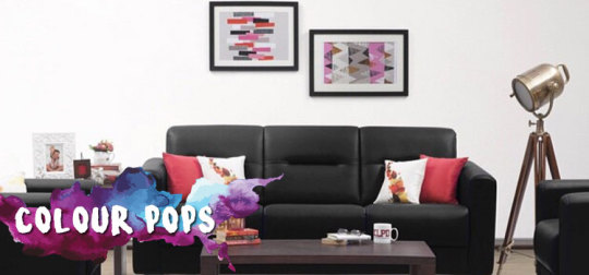 Admirable 5 Ways To Liven Up Your Living Room Urban Ladder Blog Squirreltailoven Fun Painted Chair Ideas Images Squirreltailovenorg