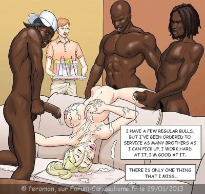 interracial cuckold captions