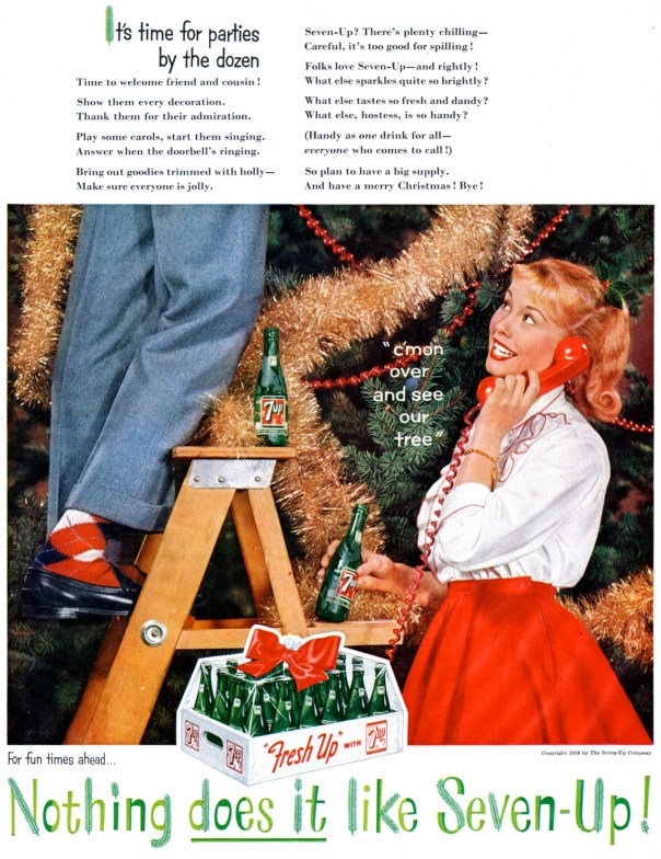 The Seven-Up Company - 1959
