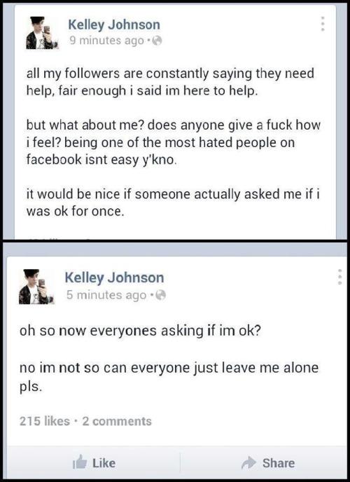 Kelley Johnson Tumblr
