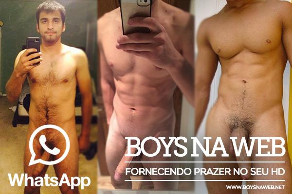 Fotos vídeos machos amadores WhatsApp gay