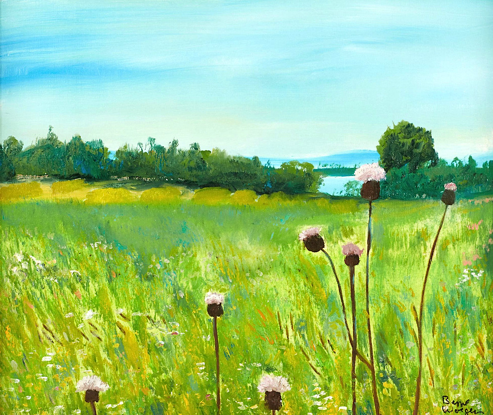 Summer Meadow, Beppe Wolgers